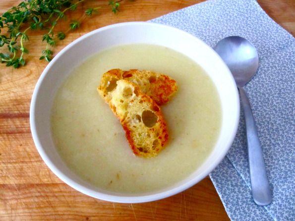 Potato Leek Soup | Soups n Stews | Pinterest