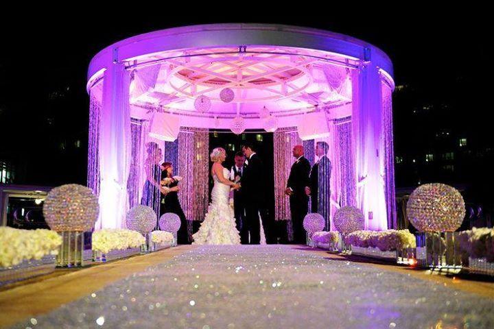 Glitter Aisle Runner Weddings Ideas Pinterest