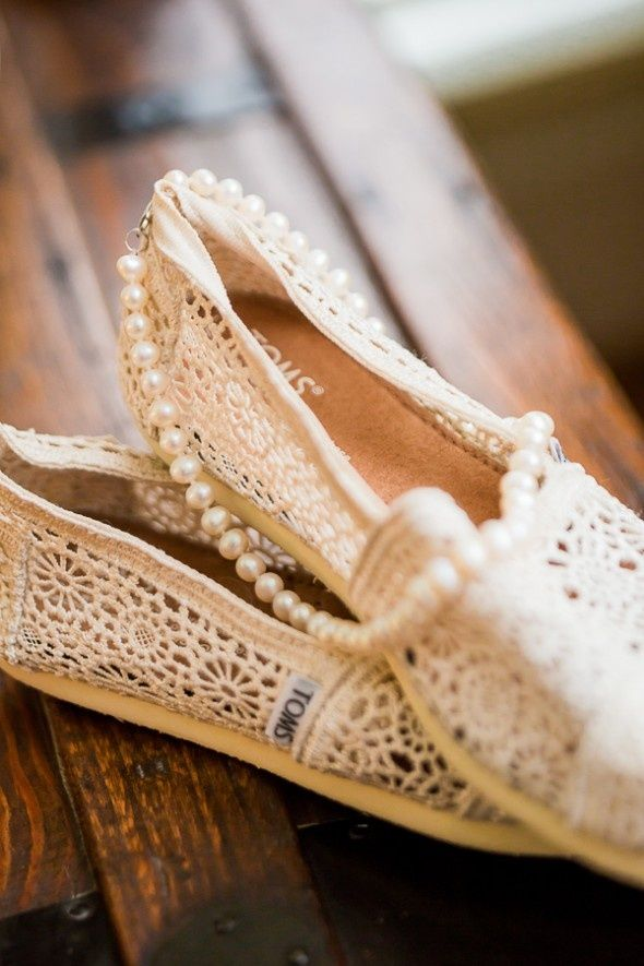 Toms Wedding Shoes for dancing
