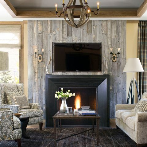 reclaimed barn wood siding design ideas decorating pinterest
