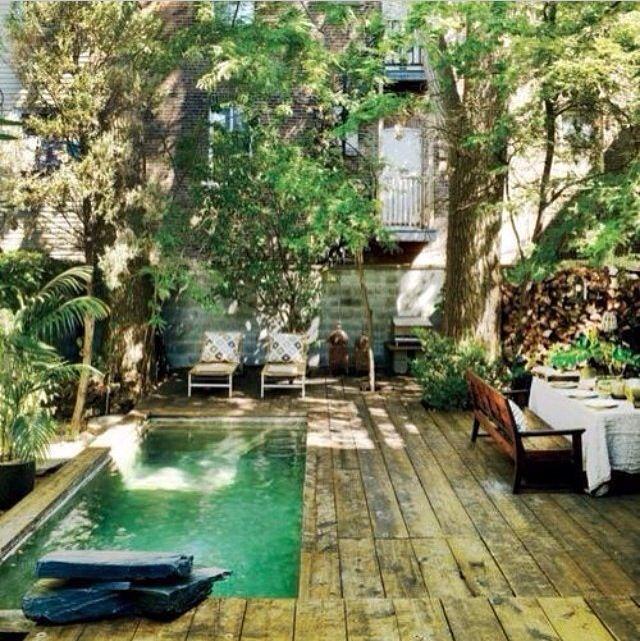 backyard sanctuary bohemian decor pinterest