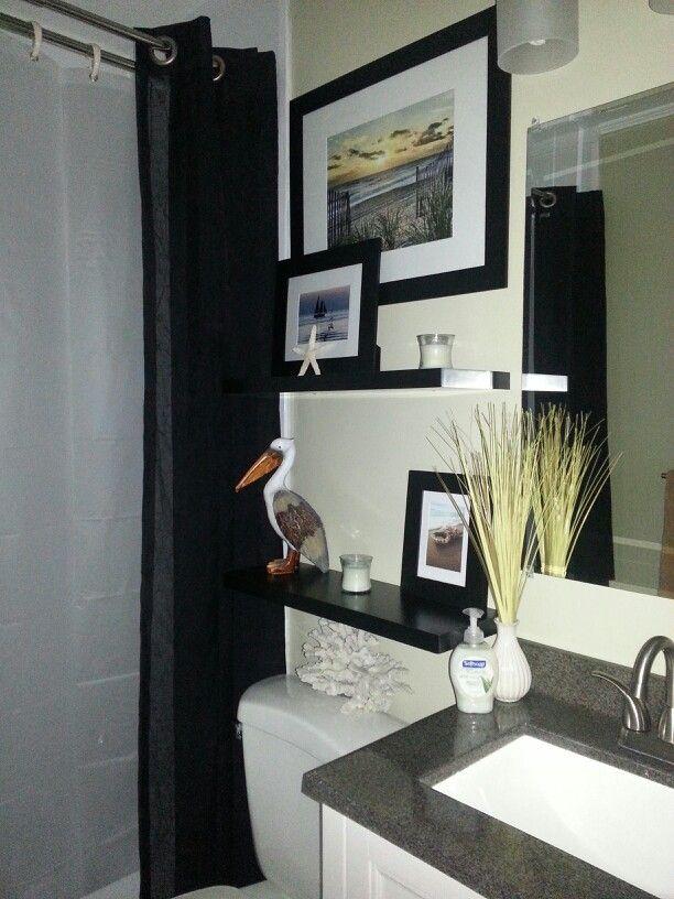 Small Coastal Bathroom Design Home Decor Pinterest