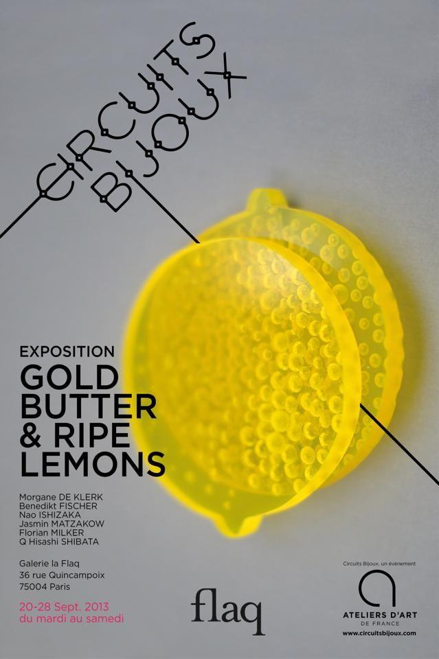 """Morgane de Klerk - """"Gold, Butter & Ripe Lemons"""""""