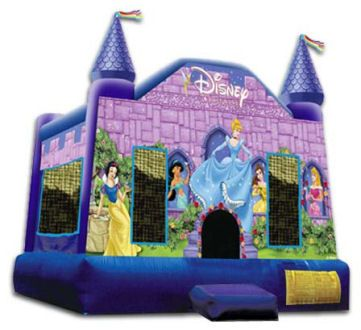 Princess Moon Bounce for the DC area