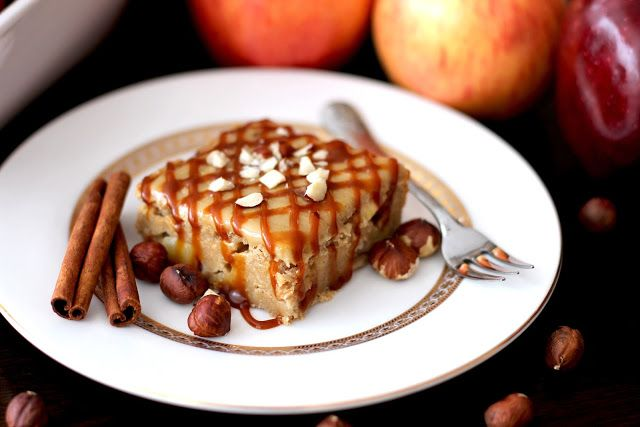 Apple Tart With Hazelnut-Brown Sugar Topping Recipes — Dishmaps