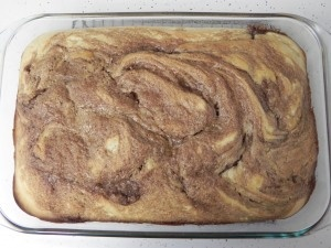 Cinnabun Butter Cake :) | Recipes! | Pinterest