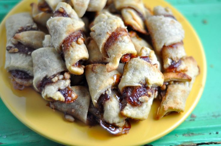 Gluten Free Rugelach | recipes | Pinterest