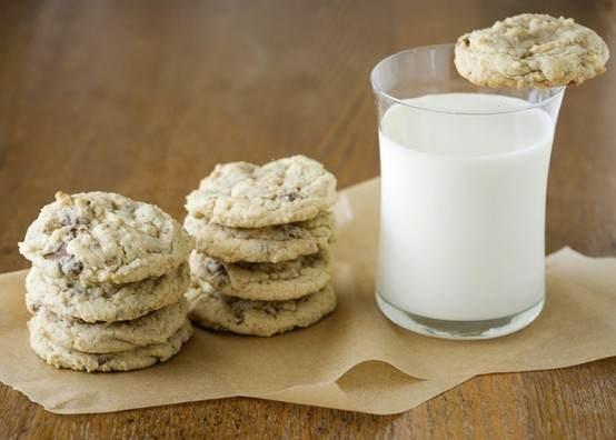 Heath bar cookies | Feel Good Food | Pinterest