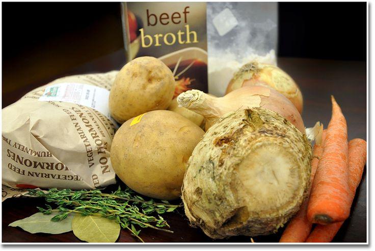 Slow cooker Irish Stew!   Irish Inspired Food & Drink   Pinterest