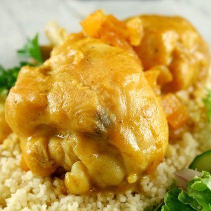 Saucy Apricot-Glazed Chicken | Recipe/Maindish Chicken | Pinterest