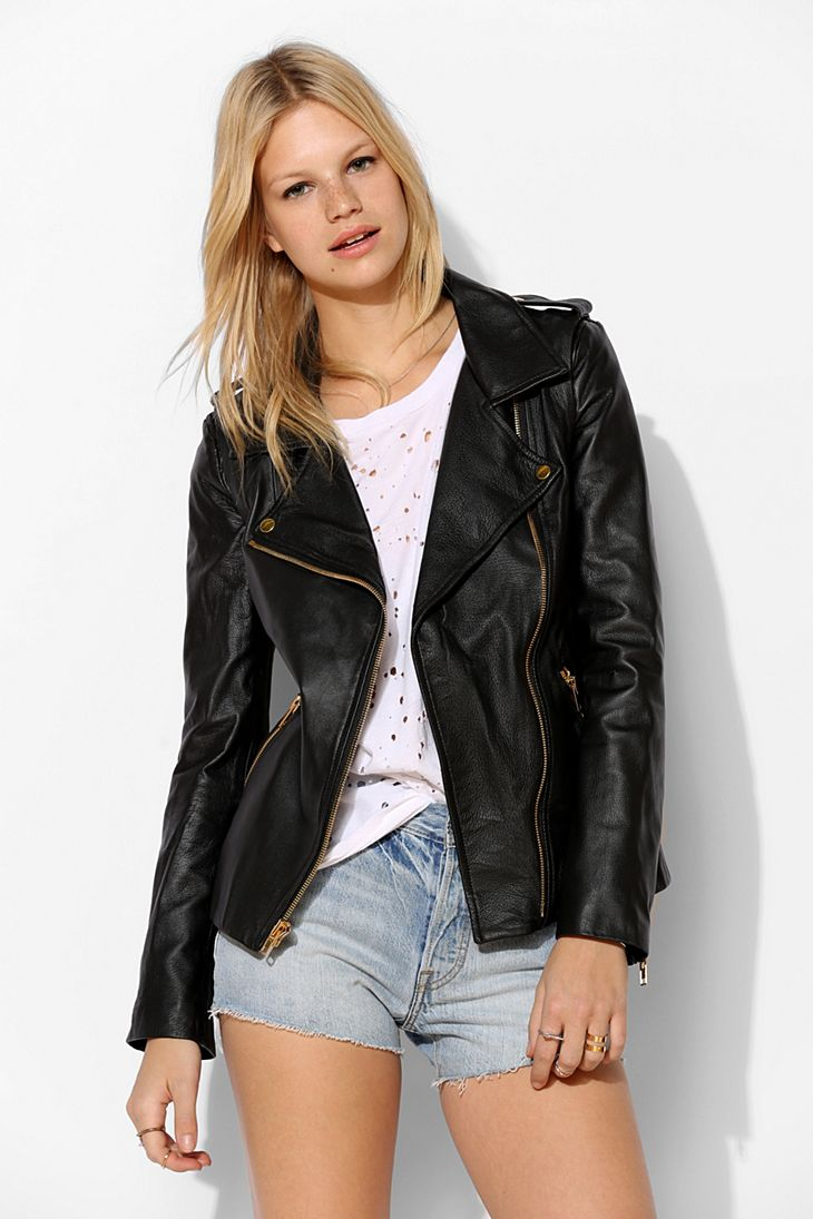 Luv aj leather jacket