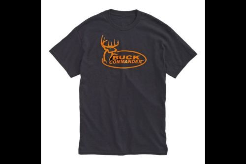commander orange logo t shirt jase willie uncle si phil duck dynasty