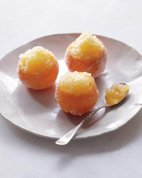 Clementine Granita - Martha Stewart Recipes