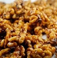 Maple glazed walnuts | Paleo | Pinterest
