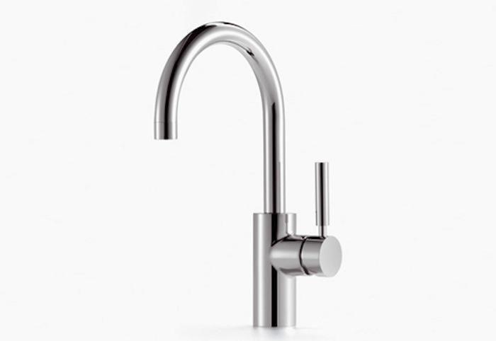 High/Low: Dornbracht vs. Grohe Kitchen Faucet. Sleek lines - not as ...