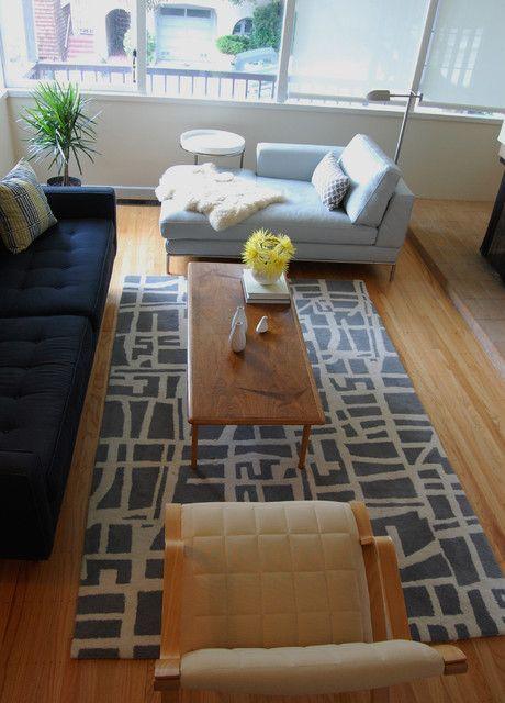 Living Room 8x10 Area Rug Design,