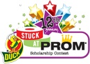 Learn more about the Stuck at Prom Duck Brand Duck Tape Scholarship Contest where students make duct tape ensembles as prom attire.  This is such a cool contest. What talented young people to be able to create such great outfits out of duct tape!