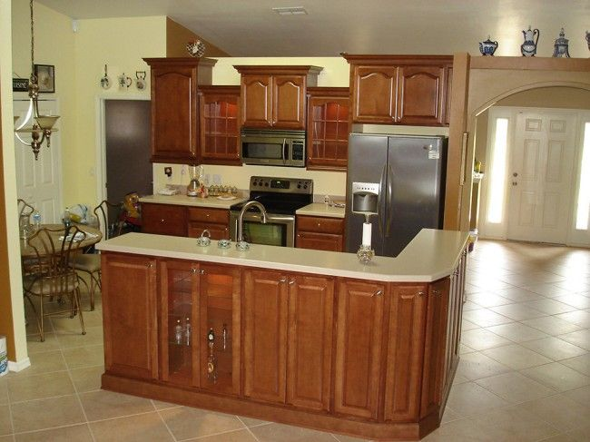 L shaped island kitchens pinterest for L kitchen with island