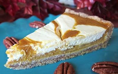 Maple Pumpkin Cheesecake Tart | Sweetie Pie | Pinterest