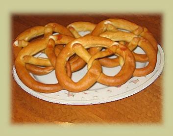 Gluten-Free Soft Pretzels - Dutch Country Soft Pretzels