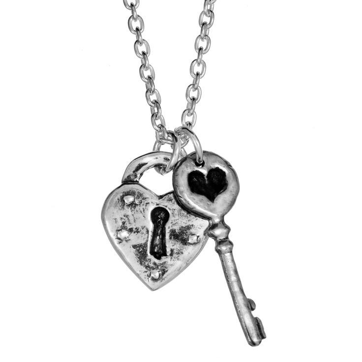 key and heart locket tattoo ideas pinterest. Black Bedroom Furniture Sets. Home Design Ideas