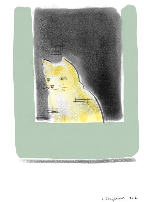 Vincent Desjardins Draws