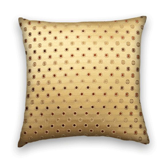 Gold Decorative Pillow Cover 18x18 or 20x20 or 22x22  : 87fa9279bca3f951b67155dfe5dc9d78 from pinterest.com size 570 x 570 jpeg 44kB