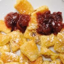 Kaiserschmarrn also known as the Emperors' Nonsense is a traditional ...