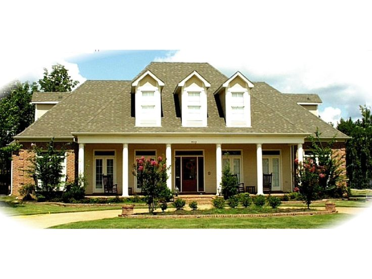 Acadian Style House Pinterest