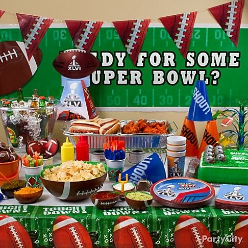 8 great super bowl food bar ideas party themes for Food bar 8 0