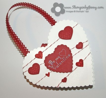 valentine heart boxes empty