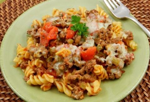 Johnny Marzetti Casserole | Yummy | Pinterest