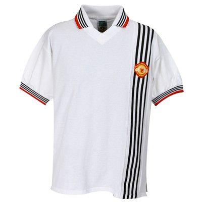 1977 Man Utd Away Kit.