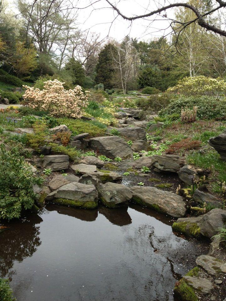 New York Botanical Garden In Bronx Ny Public Gardens