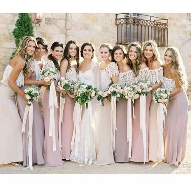 Stone cold fox bridesmaid 39 s dresses a girl can dream for Stone cold fox wedding dress