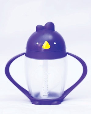 Sippy cups with straw