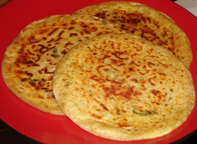 paneer-stuffed-parathas | Yummy Breads to sweet breads...All sorts fr ...