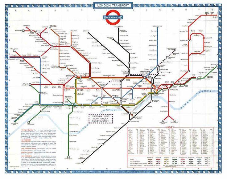 Best 25+ Harry beck ideas on Pinterest | Underground map, London ...