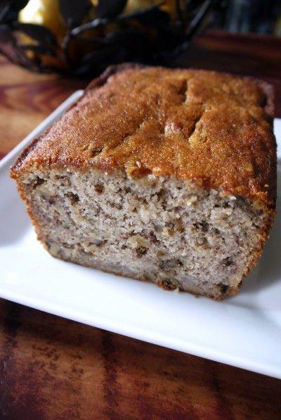 Gluten-Free Banana Bread | GF Breads & Muffins | Pinterest