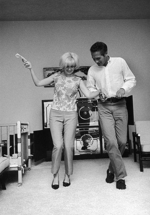 Joanne Woodward & Paul Newman, c. 1960s