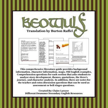 analysis essay of beowulf