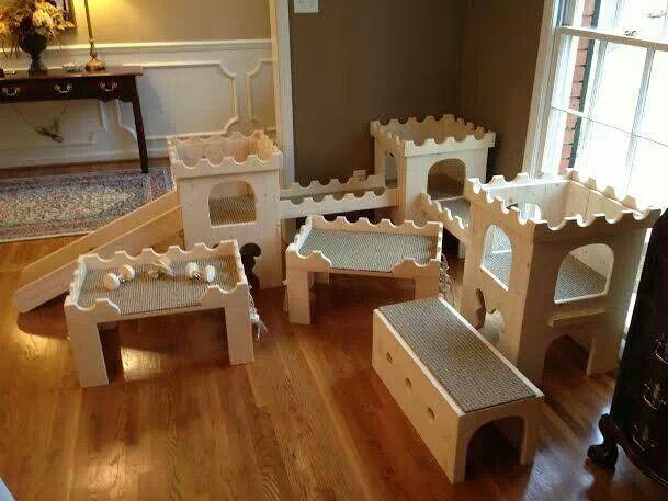 Bunny Castle Bunnies Pinterest