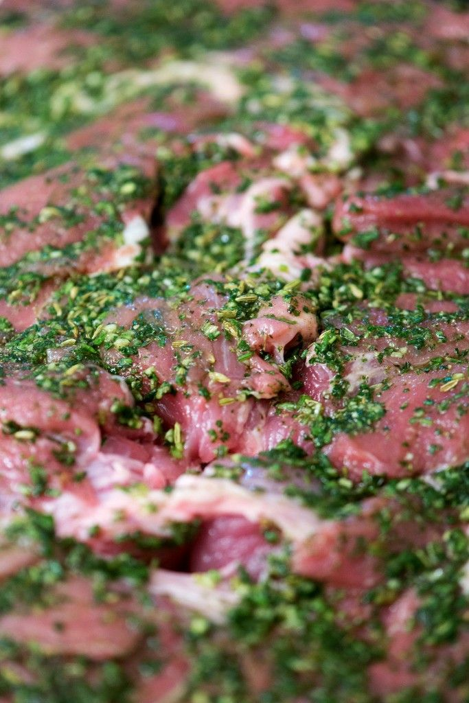 Porchetta Pork Shoulder | Recipe
