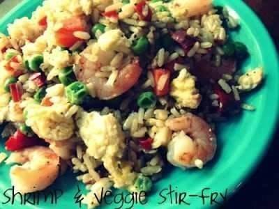 Shrimp Stirfry | Favorite Recipes | Pinterest