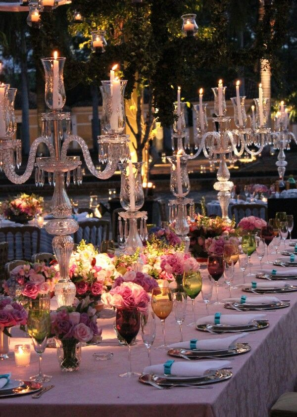 cena de gala decoracion para eventos pinterest