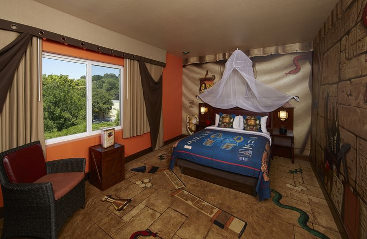 LEGOLAND Florida Hotel Room