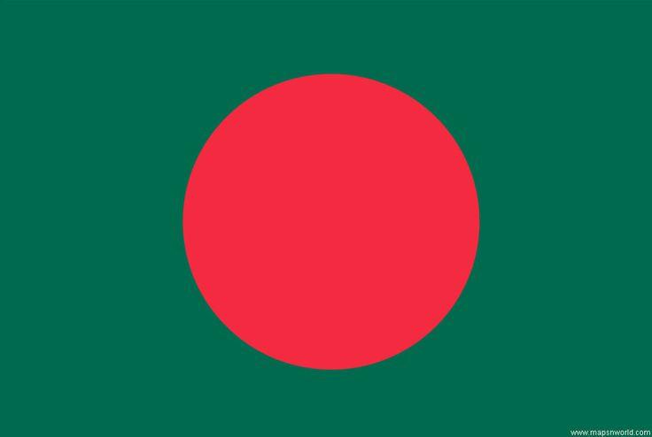 flag for bangladesh