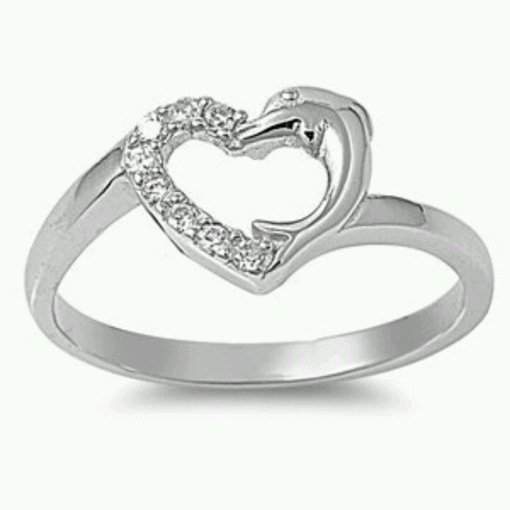 engagement - Dolphin Wedding Rings