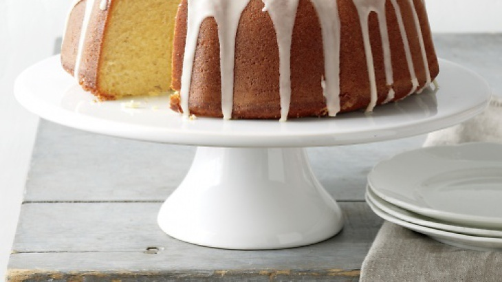 Tangerine Cake with Citrus Glaze | Cakes and cupcakes | Pinterest