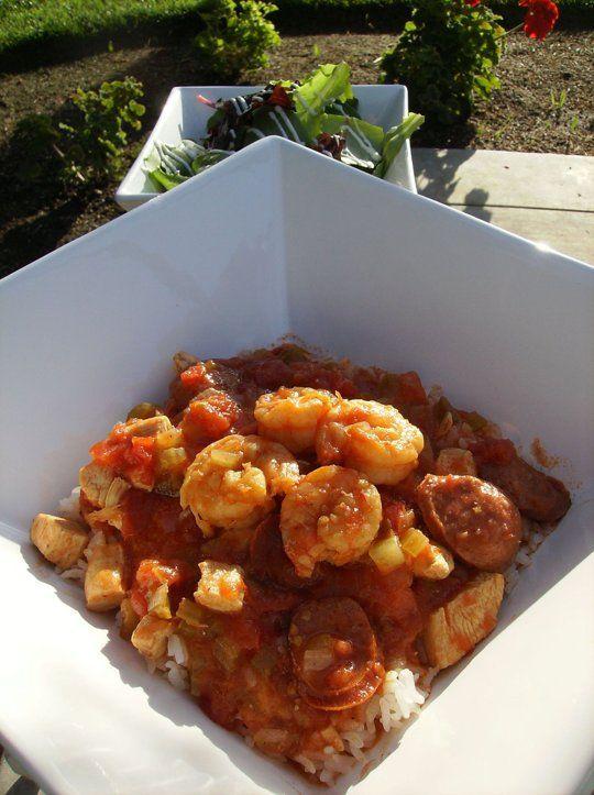 Diana's Quick Jambalaya — Quick Weeknight Meals Recipe Contest 2009